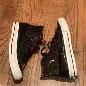 Converse Shoes - Convers Patton leather